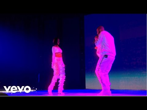 Video Rihanna - Work - Live at The BRIT Awards 2016 ft. Drake download in MP3, 3GP, MP4, WEBM, AVI, FLV January 2017