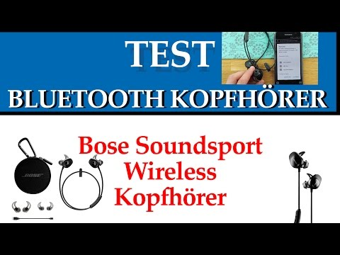⭐️Bluetooth Kopfhörer Test ⭐️| Bose Soundsport vs Beats Powerbeats 2