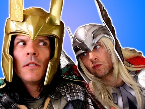 loki - Thor and Loki finally try to iron out their differences! To see more Super Therapy, check out http://www.youtube.com/playlist?list=PLEE6E4AF38BC19EC2 Written...