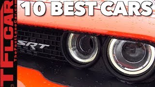 Top 10 Best Cars Of The Year Counted Down!