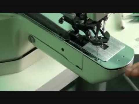 4000/1Düğme Dikme Makinası (kilit dikiş)