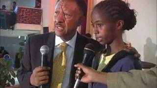 EECDC Miracle Healing Service In Ethiopia - Pastor Hanfere (Part 2)