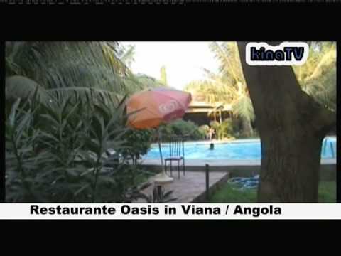 Restaurante Oasis in Viana / Angola