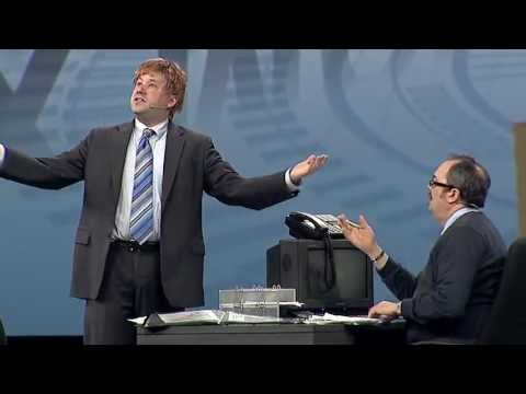 Humorous skit from Kyocera Annual Meeting