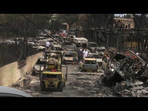 Αττική: Στους 79 οι νεκροί – Αγωνία για τους αγνοούμενους…