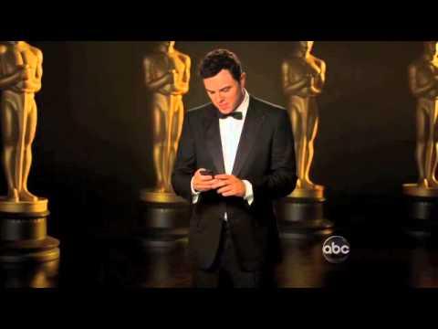 Oscars 2013: Seth MacFarlane Is Funny in New Promos