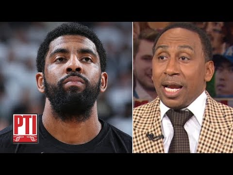Video: Alienating Kyrie is the wrong move for Nets coach Kenny Atkinson – Stephen A.   PTI
