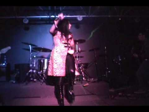 SARAH JEAN VILLA - ROCK AND ROLL PRINCESS LIVE @ THE NITRO CONCERT HALL