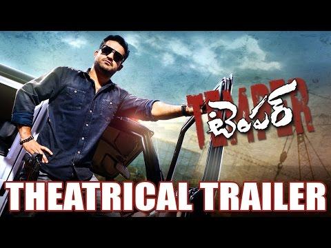 Temper Theatrical Trailer - Jr NTR , Kajal Aggarwal