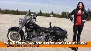 6. Used 2010 Harley Davidson Softail Deluxe Motorcycles for sale
