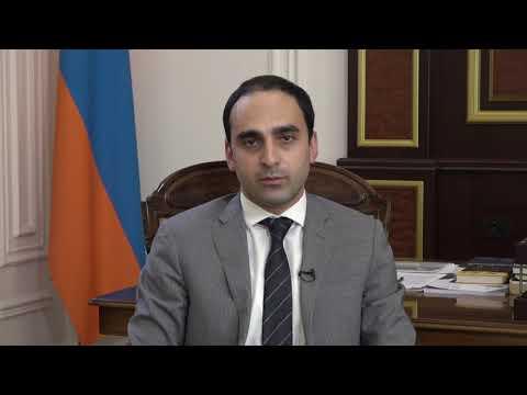 Մաս 1. Տիգրան Ավինյանի ուղերձը Հայաստանի ԱՃԹՆ-ի 2-րդ զեկույցի ներկայացման առցանց համաժողովին