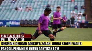 Video Bermain dengan Adiknya Salah, Indra Sjafri Wajib Panggil Pemain Ini untuk Gantikan Egy! MP3, 3GP, MP4, WEBM, AVI, FLV September 2018