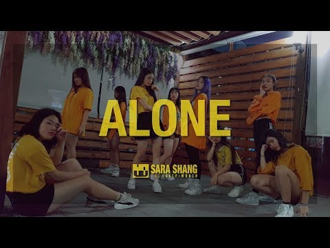 Video Halsey - Alone ft. Big Sean, Stefflon Don / Choreography by Sara Shang (SELF-WORTH) download in MP3, 3GP, MP4, WEBM, AVI, FLV January 2017
