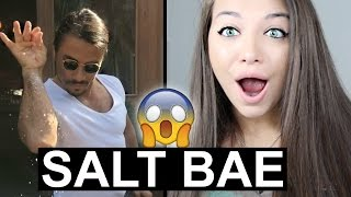 Video REACTING TO #SALTBAE COMPILATION (SO SATISFYING) MP3, 3GP, MP4, WEBM, AVI, FLV Desember 2017