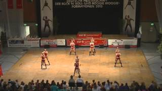 Fantasy Girls - Deutsche Meisterschaft 2013