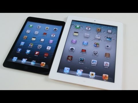 ipad 2 - A full comparison between the Apple iPad Mini and the iPad 2, a comparison where the specs are almost the same. However a difference is seen in the size, and...