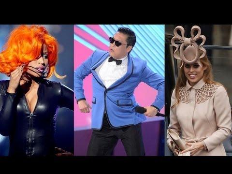 Top 5 Celebrity Halloween Costumes!