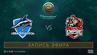 Vega vs Empire, The International 2017 Qualifiers, map2 [V1lat, GodHunt]