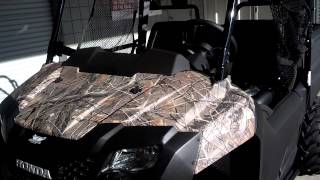 10. 2014 Pioneer 700 UTV SALE at Honda of Chattanooga TN / Camo 2014 SXS700M2 SxS MUV