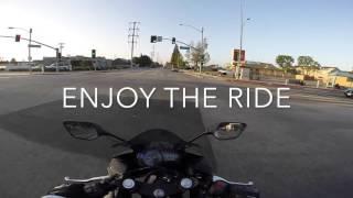 10. POV 2016 Yamaha YZF R3 - Vlog #7