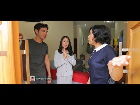 Kunjungan Seru ke Rumah Pengantin Baru, Tarra Budiman dan Gya Sadiqah (видео)