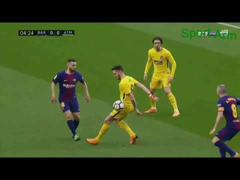 Barcelona vs Atletico Madrid 1-0- All Goals & Extended Highlights 04/03/2018