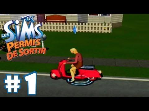 Les Sims : Permis de Sortir Xbox