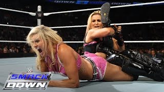 Nonton Natalya Vs  Charlotte  Smackdown  February 18  2016 Film Subtitle Indonesia Streaming Movie Download