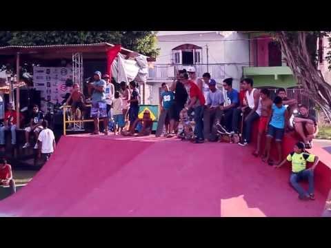 1 Etapa   Circuito de Skate Pro vida 2013   Abaetetuba