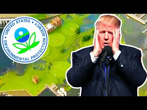 Why You Don't Defund The EPA