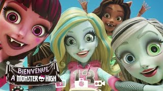 Nonton Bande-annonce officielle du film Bienvenue à Monster High | Welcome to Monster High | Monster High Film Subtitle Indonesia Streaming Movie Download