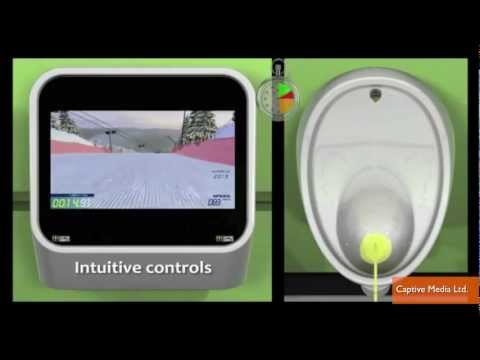 Urinal Video Game