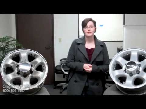 I-290 Rims & I-290 Wheels - Video of Isuzu Factory, Original, OEM, stock new & used rim Co.