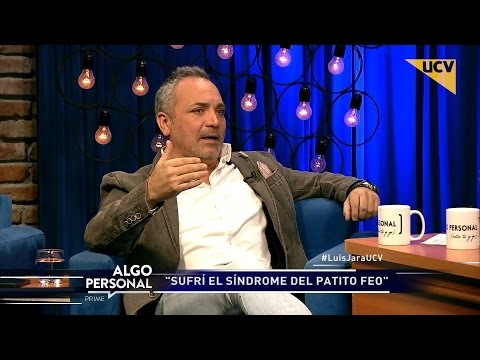 "video Luis Jara: ""Sufrí el síndrome del patito feo"""