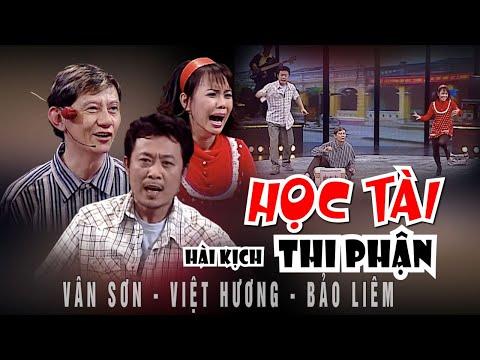 Hài Kịch : Học Tài Thi Phận - Việt Hương, Vân Sơn, Bảo Liêm - Vân Sơn 36 | Hài Tuyển Chọn Hay nhất - Thời lượng: 19:13.