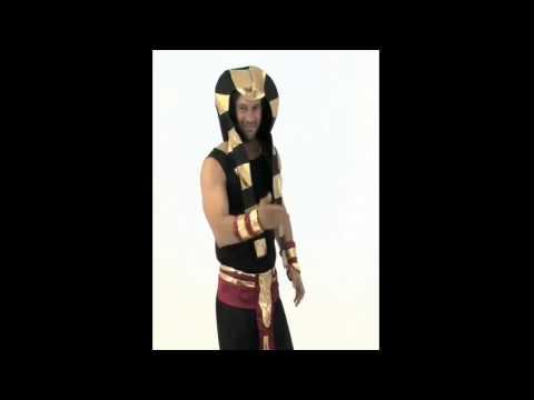 Déguisement de Pharaon Homme