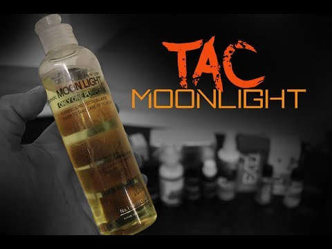 TAC systems - Moonlight silica based spray sealant - How to seal your car