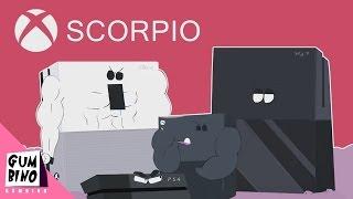 Xbox Scorpio vs Xbox One S