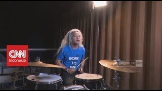 Video Kunto Hartono, Drummer Indonesia Pemegang Rekor Dunia MP3, 3GP, MP4, WEBM, AVI, FLV November 2017