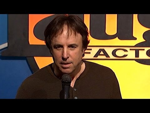 Kevin Nealon - The Blacks (Stand Up Comedy)