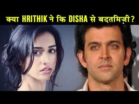 Disha Patani On Hrithik Roshan Misbehaving With He