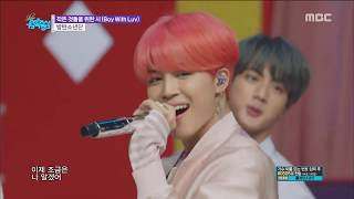 Video BTS - Boy With Luv (Stage Mix) MP3, 3GP, MP4, WEBM, AVI, FLV Juli 2019