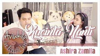 Video HAMIL 9 BULAN UDAH ENGAP NYANYINYA 😂 | Ashira Zamita - Kucinta Nanti (Live Acoustic Cover AVIWKILA) MP3, 3GP, MP4, WEBM, AVI, FLV Juli 2019