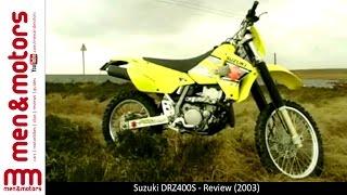 8. Suzuki DRZ400S - Review (2003)