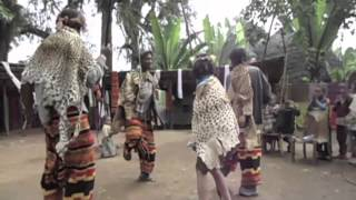 Dorze Dance In Ethiopia