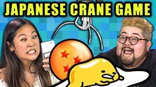 Video WINNING ON A JAPANESE CRANE GAME | Toreba Crane Game (React) MP3, 3GP, MP4, WEBM, AVI, FLV Oktober 2018