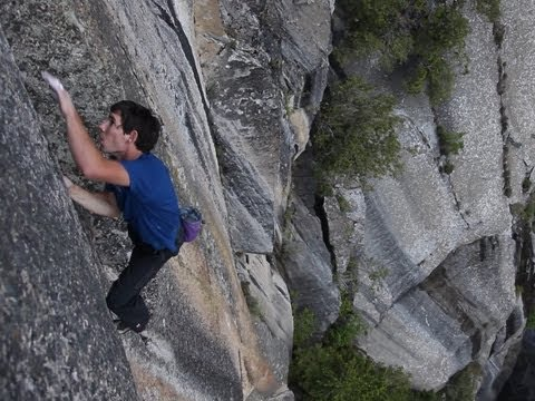 The ascent of Alex Honnold (видео)