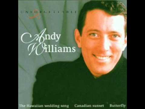 Andy Williams - The Hawaiian Wedding Song