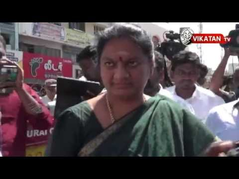 Kamarajar greatest leader of our community - Sasikala Pushpa