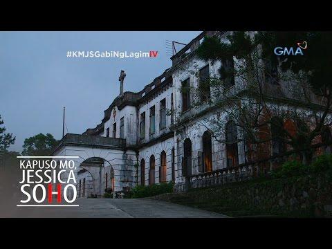 Kapuso Mo, Jessica Soho: Rember Gelera's Diplomat Hotel   Gabi ng Lagim IV